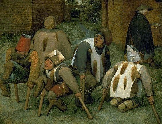Brughel-mendiant