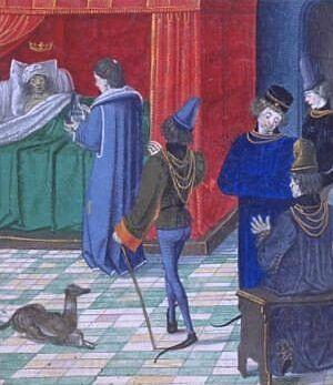 roi de France Charles 6